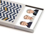 Corporate Group Caricature on Photo Coasters