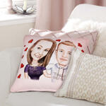 Caricature Cushion example 9