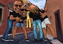 木板上的漫画 example 9