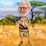 Уход в отставку и выход на пенсию example 9