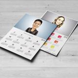 Calendar with Corporate Caricature