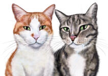 Pets Caricatures example 12