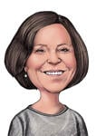 Mother's Day Caricature  example 21