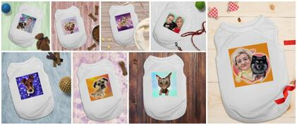 Caricature Pet Shirt