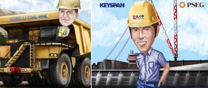 Construction Caricature