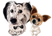 Pets Caricatures example 14