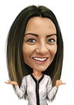 Caricatures for Business example 3