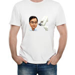 Caricature T-Shirt example 7