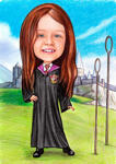 Kids Caricatures example 15