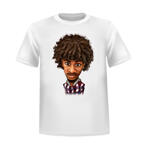 Caricature T-Shirt example 19