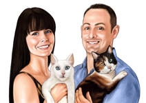 Pets Caricatures example 24