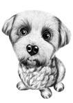 Oreiller pour animaux de compagnie de forme personnalisée example 4