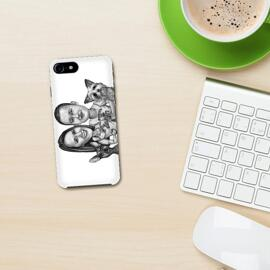 Pet Caricature Phone Case
