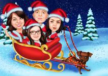 بطاقات عيد الميلاد مخصصة example 4