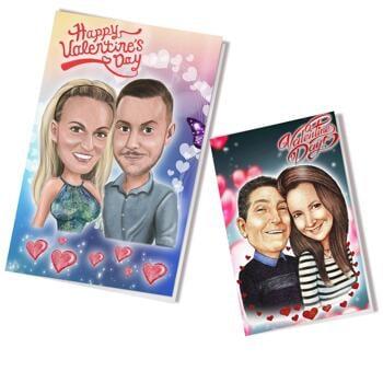 Cartes Saint Valentin