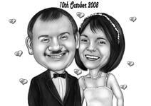 Výročí karikatura example 8
