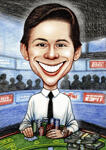Sports Caricatures example 34